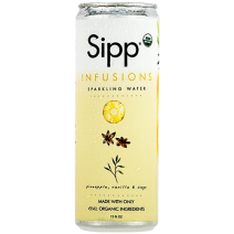 sipp infusions sparkling water