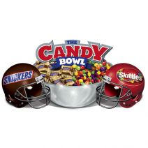 Mars Chocolate and Wrigley Candy Bowl promotion