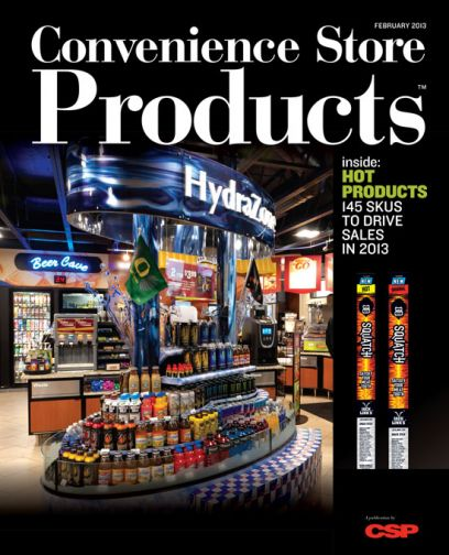 Convenience Store Products magazine February 2013