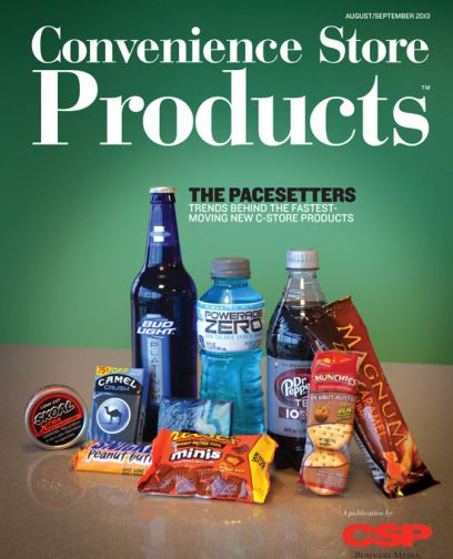 Convenience Store Products magazine August/September 2013