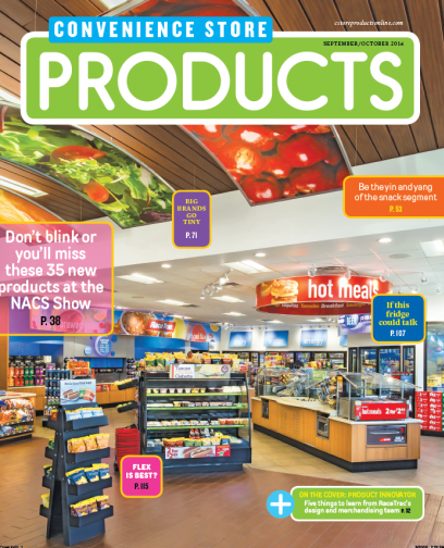 Convenience Store Products magazine September/October 2016