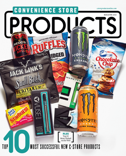 May/June 2016 issue of Convenience Store Products magazine