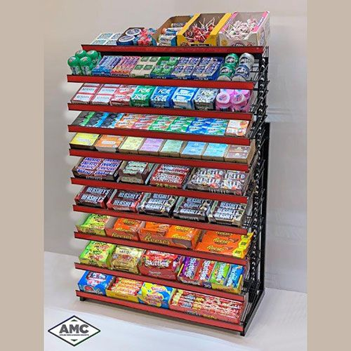 amc stock candy racks