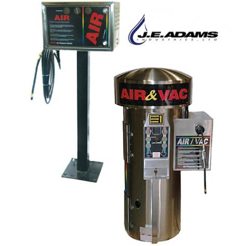 8685-2G Air/Air & Water Machine and the 9420HG Vacuum/Air Combo