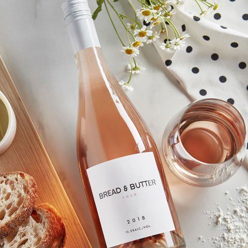 bread and butter rose wine