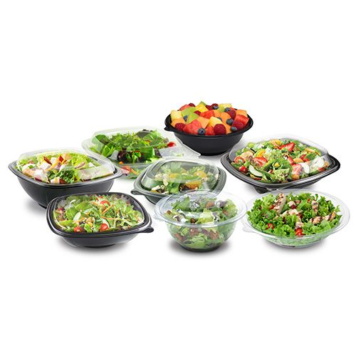 Anchor Packaging Crystal Classics® Bowls and Lids