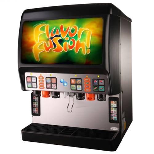 flavor fusion drink dispenser