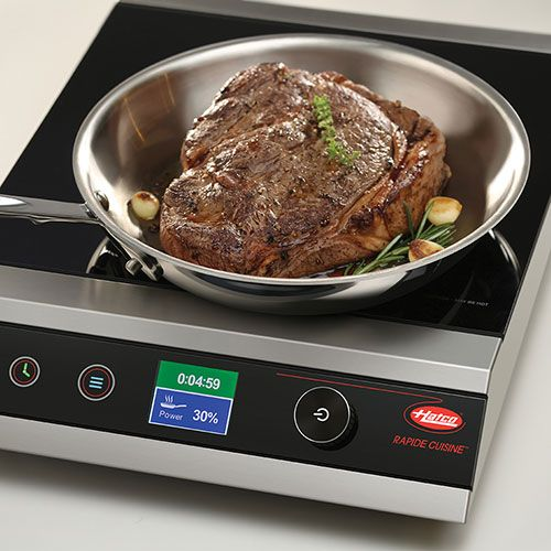 Hatco Rapide Cuisine Induction Range