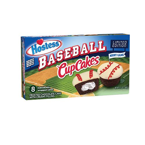 hostess baseball cupcakes