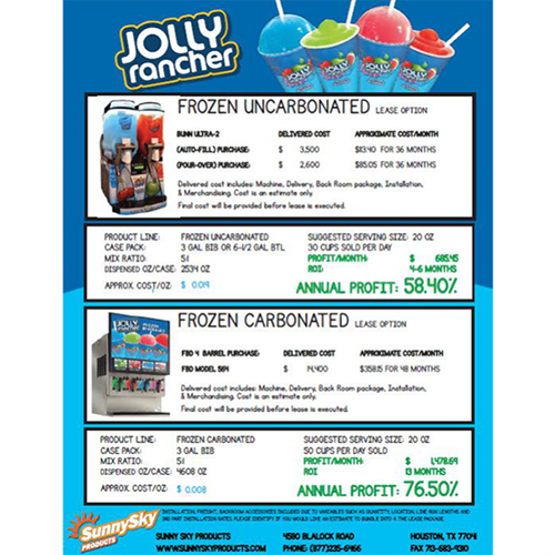 jolly rancher lease program