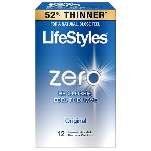 lifestyles zero condoms