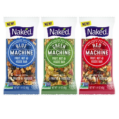naked fruit and nut bars