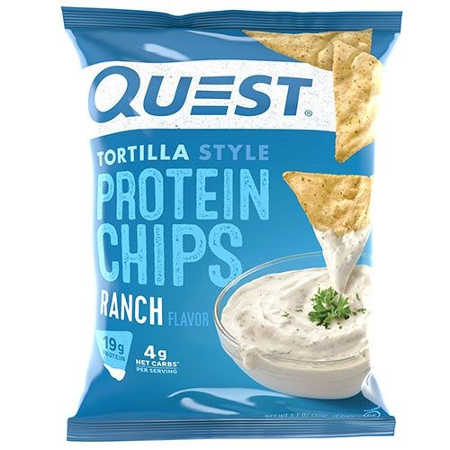 quest nutrition protein chips ranch