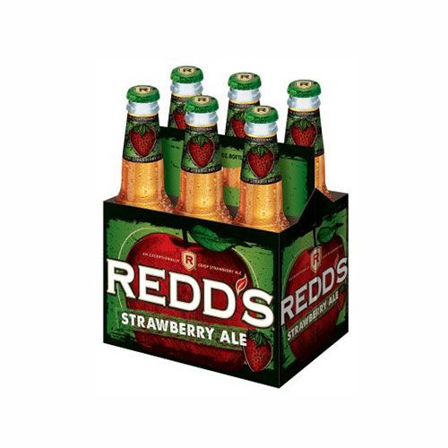 redds strawberry ale