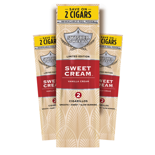 Swisher Sweets Limited Edition Sweet Cream | CS Products