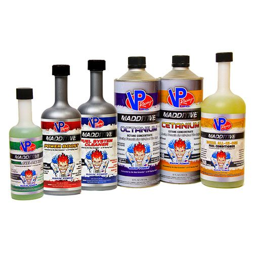 vp racing fuels madditives