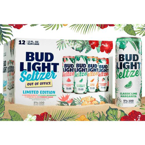 Budlight Seltzers