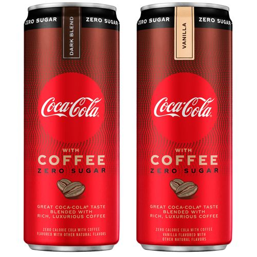 Coca-Cola With Coffee Zero Sugar
