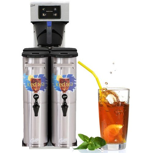 Curtis Iced Tea Brewers and Dispensers