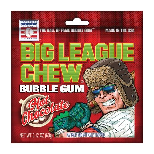 Big League Chew Hot Chocolate