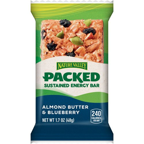 Nature Valley packed bar