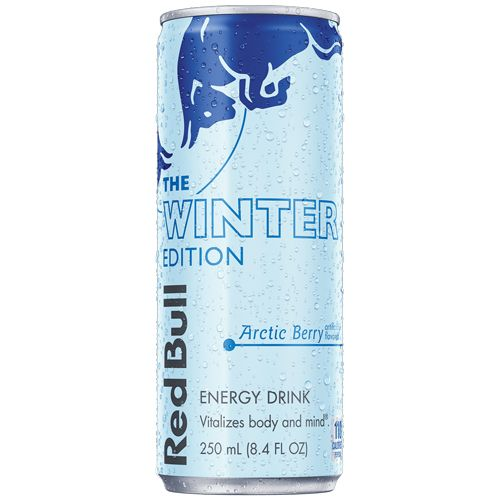 Red Bull Winter Edition
