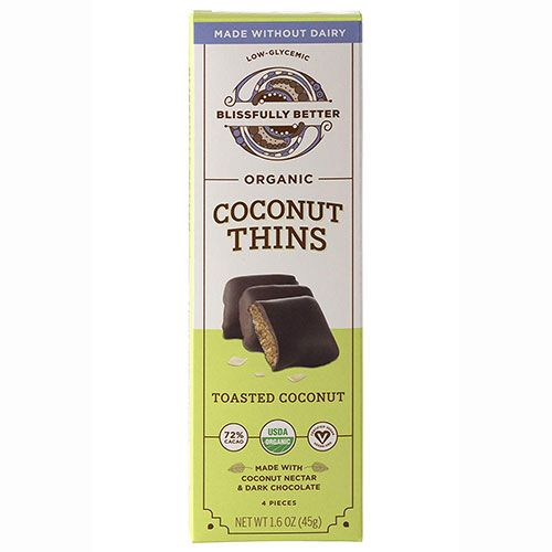 blissfully better organic coconut thins