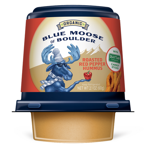 blue moose on the go hummus packs