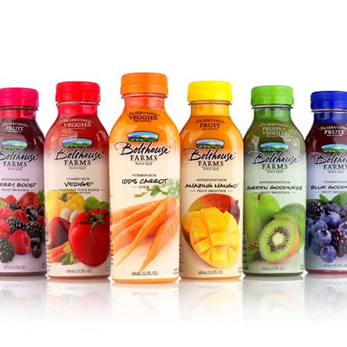 Bolthouse Farms smoothies