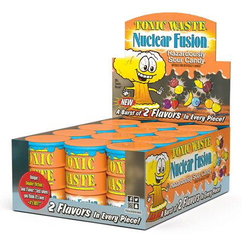 candy dynamics nuclear fusion