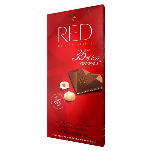 chocolette red delight