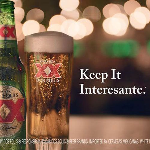 dos equis keep it interesante