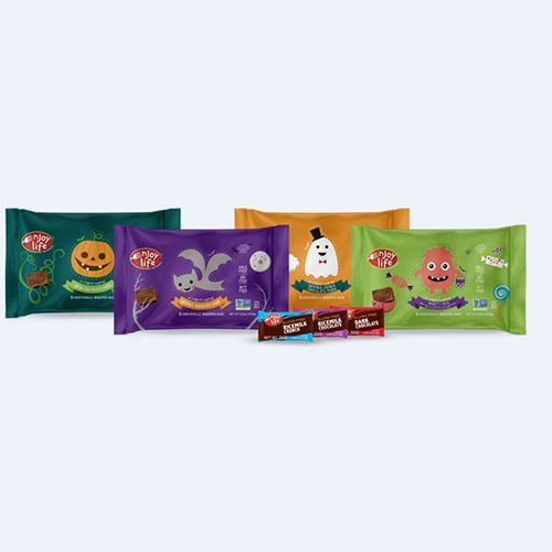 Halloween Chocolate Minis