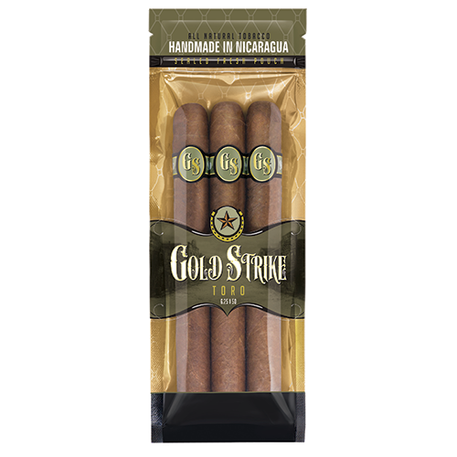 Gold Strike handmade cigars | CS Products
