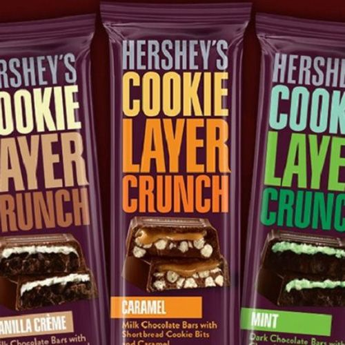 Hershey S Cookie Layer Crunch Bars Cs Products