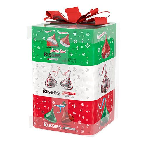 hershey holiday gift cube