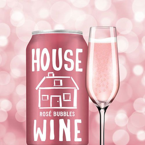 house win canned rose