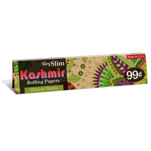 kashmir king slim hemp papers