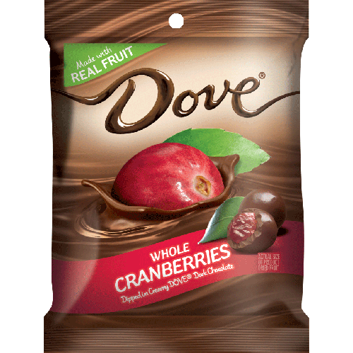 mars dove whole fruit dipped in chocolate