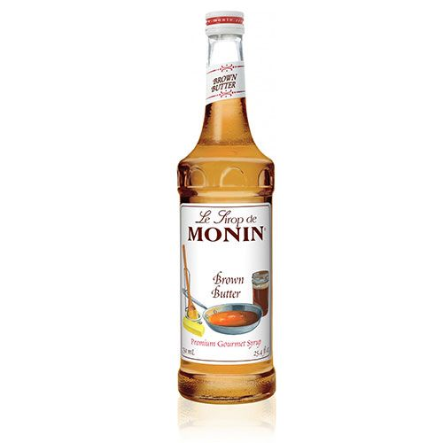 monin brown butter flavoring