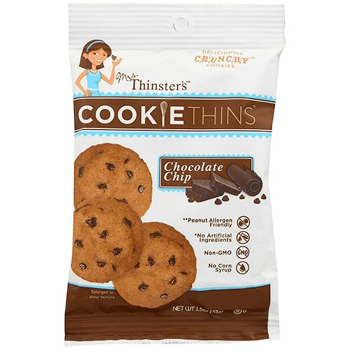 mrs thinsters cookie thins snack size