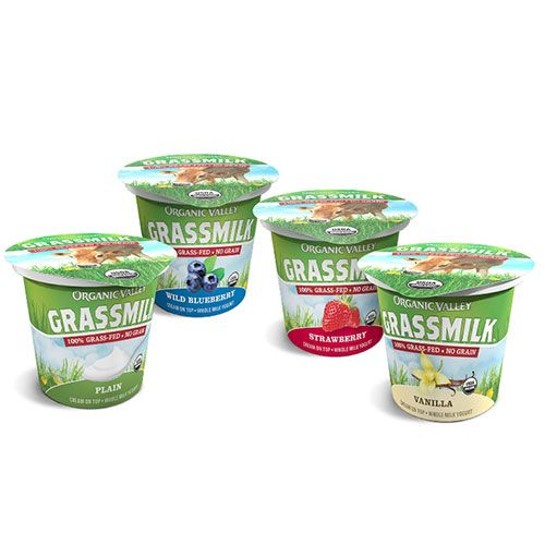 Organic Valley Grassmilk Yogurt Cups
