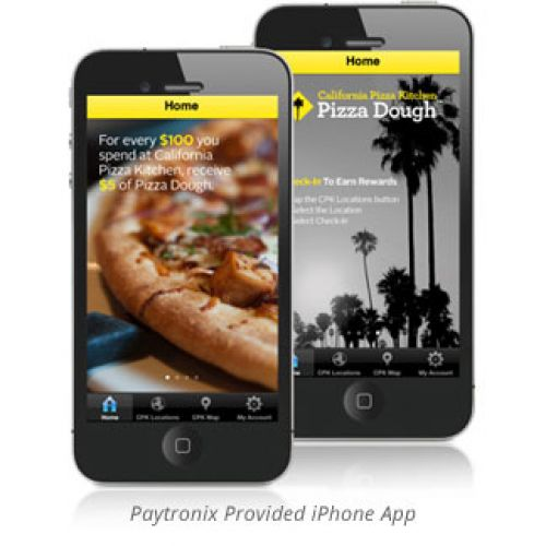 Paytronix Systems Reward Yourself mobile app update