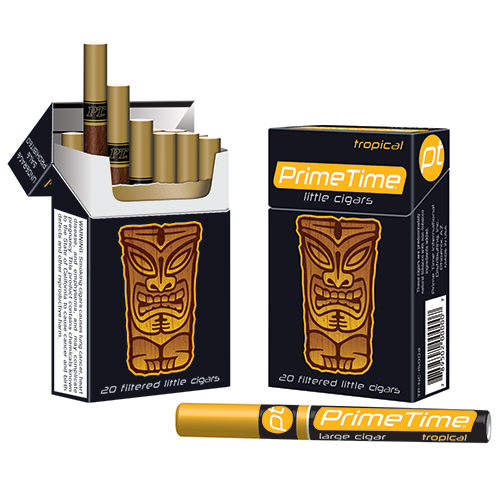 Prime Time Tropical Little Cigars | CS Products