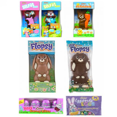 R.M. Palmer Easter 2018 rollouts