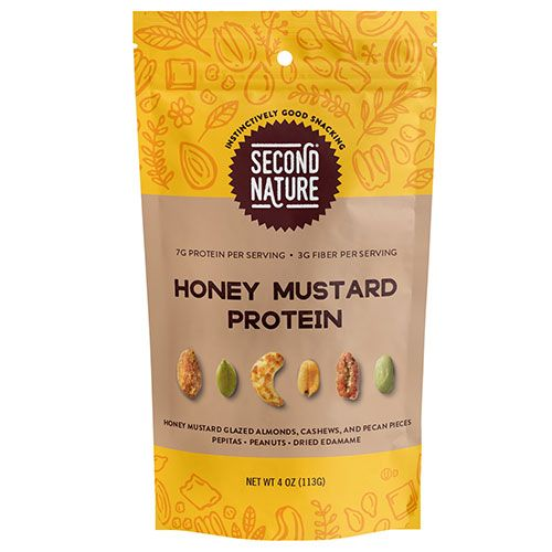 second nature honey mustard protein
