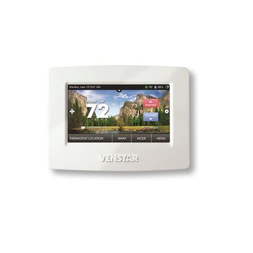 venstar touch screen thermostat