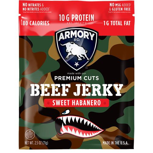 Armory Rd. Beef Jerky