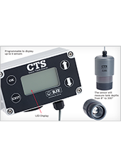 Husky CTS Sonic Tank Monitor system
