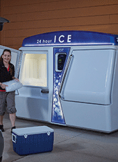 Leer Self-Serve Ice Breaker